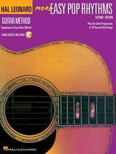 More Easy Pop Rhythms Third Edition - Correlates with Book 2 Guitar 000697322