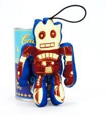 "Kidrobot Andy Warhol Soup Can Series 1 Plush Robot 3"" Campbell's Tomato"