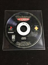 PS1 PlayStation Um Jammer Lammy TESTED