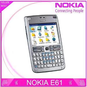 "Original 2.9"" Nokia E61 3G English Russian Arabic Keyboard Unlocked Mobile Phone"