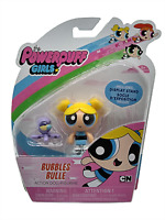 The Powerpuff Girls Bubbles Bulle Action Doll Figure Spin Master Cartoon Network