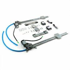 Flat Glass Window Crank Switch Kit for 63-75 Olds 3/8in 12in worm gr 2 door