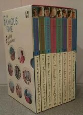 The Famous Five - 8 Exciting Adventures by Enid Blyton 8 Book Set