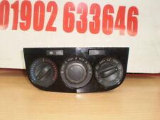 Vauxhall Corsa D VXR AC Air con Heating Control Panel Knob piano black 466119570