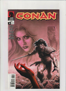 Conan #6 VF/NM 9.0 Dark Horse Comics 2004 The Barbarian