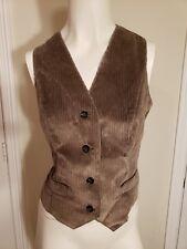 Dolce & Gabbana 36 Brown Vest
