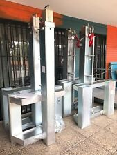 Forklift Jib Fixed Long Zinc Plated Extents to 3.56m 10 Ton Capacity Syd Stock
