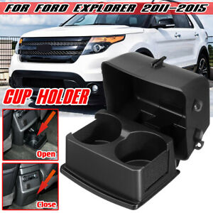 NEW For Ford Explorer 2011-2015 Center Console Cup Holder OEM BB5Z-7813562-BA