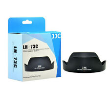 JJC LH-73C Lens Hood Shade For Canon EF-S 10-18mm 4.5 STM Lens Replaces EW-73C