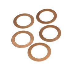 Novarossi Head Gasket 3.5cc 22.8x15.9mm Shim 0.20mm Copper Extra Long Stroke