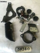 SUZUKI GSX 1100S KATANA  1985  MIXED BRACKETS AS PER PHOTO   S4360J - JB001