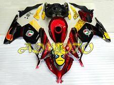 Fairings Kit For Kawasaki Ninja 300 EX300A EX300B 2013 2014 2015 2016 Blue Shark
