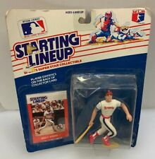 Starting Lineup Baseball 1988 Wally Joyner # 21 California LA Angels Jersey