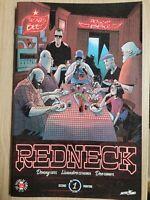 Redneck #1 VF 2017 Skybound Image Comic Second Printing