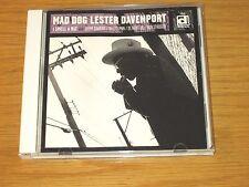 """I Smell a Rat"" Lester Davenport (CD, Oct-2002, Delmark) USED CHICAGO BLUES CD"