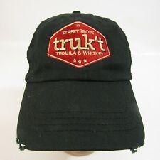 Truk't Street Tacos Tequila Hat Adjustable Strapback Ball Cap Trucker Hipster