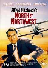 North by Northwest * NEW DVD * Cary Grant Eva Marie Saint (Region 4 Australia)