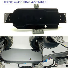Nylon Chassis Guard Full Protection Cover for 1/10 TEKNO MT410 ET48.3 SCT410.3