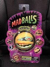 American Greetings Madballs DUST BRAIN Foam Ball SEALED New Mad Balls 2016