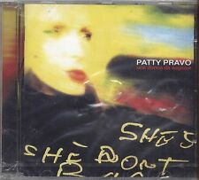 PATTY PRAVO - Una donna da sognare - VASCO ROSSI CD 2000 SIGILLATO SEALED