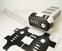 DJI Phantom Carbon Fiber Battery 1-3 Skin Stickers Graphic Wrap Decal 1 2 3 p3