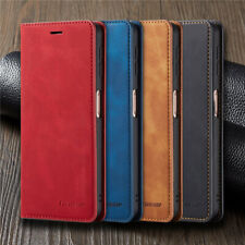 For Samsung Galaxy Note 20 Ultra S20Plus Magnetic Flip Leather Wallet Case Cover