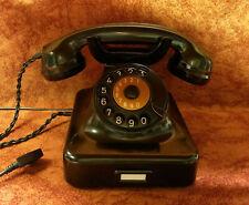 Modell36  Telefon Bakelit W36 MIX&GENEST Telephone 3.1949 restauriert!