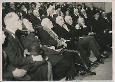 PARIS c. 1930 -Académie de Médecine 100 ans Dr.Gueniot Général Gouraud- PRM 223