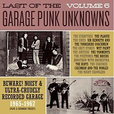 VARIOUS/GARAGE PUNK UNKNOWNS - THE LAST OF..VOL.6  VINYL LP NEUF
