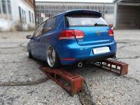 Auffahrrampen 1:18 Kit Diorama Tuning VW BMW Audi Modellbau