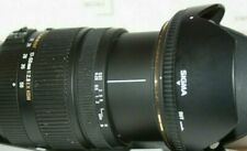 Sigma Lens 17-50 F2.8 EX DC HSM Sony A Mount Excellent
