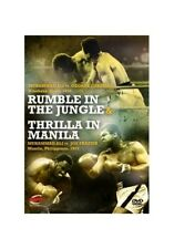 Rumble in the Jungle & Thrilla in Manilla. - DVD  WIVG The Cheap Fast Free Post