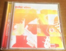 GUITAR VIBES*music library CD* 2001 BRUTON GUITAR FUSION ALISON COLE*DAVE SMITH