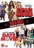 Kal Penn, Adam Campbell-Epic Movie/Date Movie DVD NUOVO