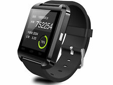 Bluetooth Touch Screen Smart Watch Mobile Phone Mate For IOS Android Samsung S7