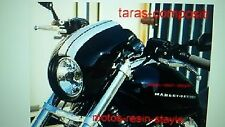 Lampenmaske Scheinwerfer Verkleidung fairing harley davidson  V-rod strada dyna