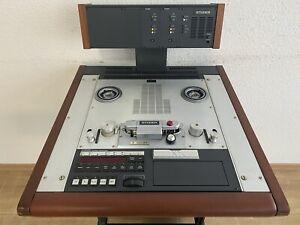 "Studer A 812 Tonbandgerät / Tape Recorder ""NEEDS SERVICE / DEFEKT"""