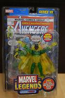 Phasing Vision Marvel Legends Series VII Toy Biz Sealed MOC