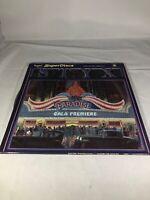 STYX: PARADISE THEATRE-GALA PREMIERE. ORIGINAL LP WITH ETCHING/SP-3719 c1958