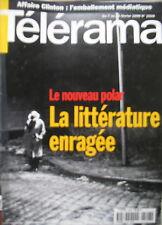2508 FILM TITANIC LE POLAR SOKOUROV CLARA BOW B.B. KING CIRQUE TELERAMA 1998