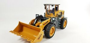 2.4G Remote Control RC JCB Style Construction Truck Working Digger Bulldozer Toy