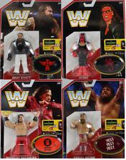 WWE Mattel COMPLETE SET Retro Figure Series 6 Nakamura/Daniel Bryan/Sting/Wyatt