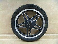 Honda CB450-SC NIGHTHAWK CB 450 SC Used Front Wheel Rim 1982 #HB32 HW156