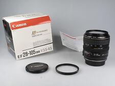 Canon Lens EF 3,5 - 4,5 28 - 105 mm USM alte Version mit Karton