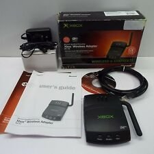 Microsoft Wireless-G Xbox Adapter Mm-740 (LOOK DESCRIPTION) J3100