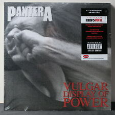 PANTERA 'Vulgar Display Of Power' Gatefold 180g Vinyl 2LP NEW/SEALED