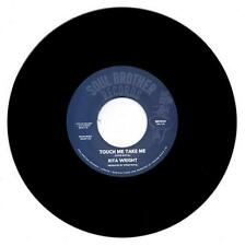 RITA WRIGHT Touch Me Take Me / Love Is All You Need NEW 70s SOUL 45 SOUL BROTHER
