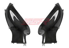 Suzuki Hayabusa Side Tank Ram Air Intake Duct Runner Cover Fairings Carbon Fiber