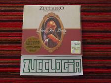 ZUCCHERO LIVE IN ITALY 2 CD + 2 DVD