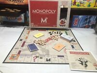 2015 Monopoly 80th Anniversary Edition Replacement Parts/Pieces- Your Choice